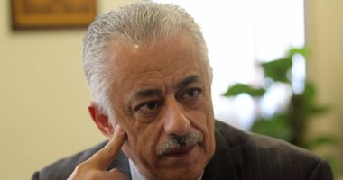 طارق شوقى: نبحث إمكانية دمج التعليم العام والأزهرى