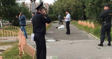 حادث هجوم مسلح فى روسيا
