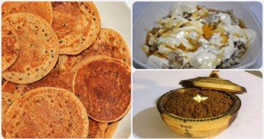 3 حلويات شرقية سهلة من السعودية اتعلمى طريقة تحضيرها