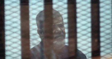 تأجيل محاكمة مرسى وأخرين بـ اقتحام الحدود الشرقية  لجلسة 4 مارس    -