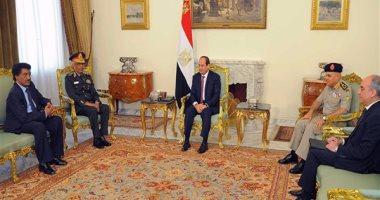 سفير السودان بالقاهرة: الرئيس السيسى أكد التزام مصر بتعزيز مصالح البلدين