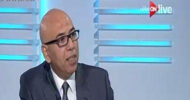 خالد عكاشة الخبير الامنى