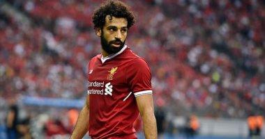اختيار محمد صلاح فى التشكيلة المثالية بمباراة ليفربول ومانشستر يونايتد