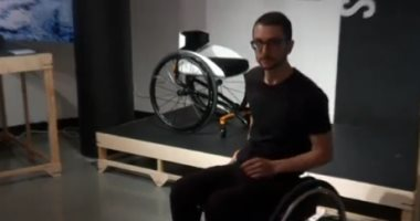 1ab5f954b تقنية حديثة تساعد فى تطوير كرسى متحرك ذاتى لذوى الإعاقة - اليوم السابع