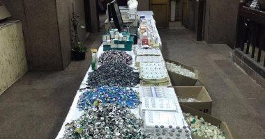 موجز الحوادث.. ضبط 38 متهما ببيع أدوية مغشوشة والإفراج عن 587 سجينا بعفو رئاسى