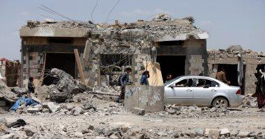 التحالف العربى يدمر منصة إطلاق صواريخ للحوثيين فى محافظة الحديدة