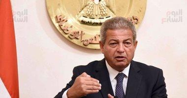 وزير الرياضة: مجلس النواب يناقش قانون الشباب الجديد فى دور الانعقاد الثالث