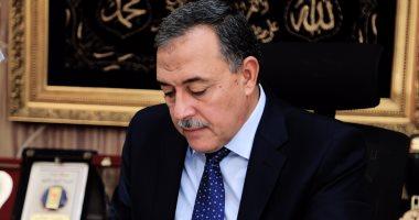 اللواء عمر عبد العال مدير أمن سوهاج