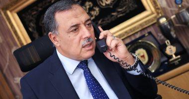 اللواء عمر عبدالعال مساعد الوزير مدير أمن سوهاج