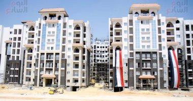 المقاولون العرب تنفذ حجم أعمال بمشروع العاصمة الإدارية تتجاوز ١٠ مليار جنيه