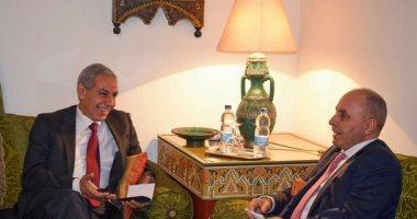 مباحثات مصرية عراقية لتسهيل حركة التجارة بين البلدين