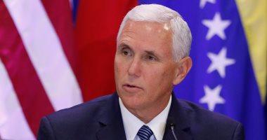 أمين مفتاح كنيسة القيامة يرفض استقبال مايك بنس نائب الرئيس الأمريكى