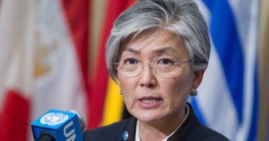خارجية كوريا الجنوبية تطالب المجتمع الدولى بالضغط لتغيير نهج بيونج يانج