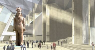 المسئولين بالمتحف المصرى الكبير يجتمعون مع التحالفات الفائزة بخدمات التشغيل والإدارة