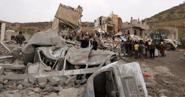 مقتل وإصابة 10 أشخاص من ميليشيات الحوثى بينهم قيادى بمدينة تعز