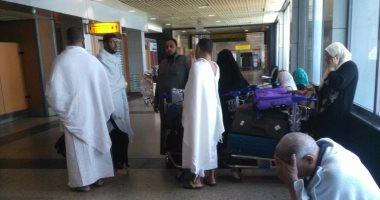 وصول 4500 حاجا من الأراضى المقدسة على متن رحلات مصر للطيران -