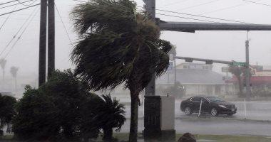 """إعلان الطوارئ فى أمريكا مع اقتراب الإعصار """"هارفى"""" من سواحل ولاية تكساس"""