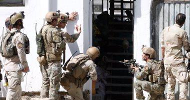 """ضبط 25 مسلحا فتحوا النيران على مقار الشرطة بإقليم """"بلخ"""" الأفغانى"""