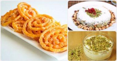 حلويات شرقية من لبنان اكسرى بيها روتين حلو العيد