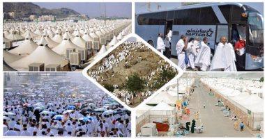 الصحة: عيادات البعثة الطبية للحج توقع الكشف على 38927 حاج مصرى