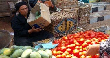 استقرار أسعار أهم الخضروات والفاكهة اليوم الأربعاء 9-1-2019
