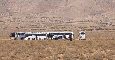 مقتل 64 عنصرا من القوات النظامية وتنظيم داعش اثر معارك فى شمال سوريا