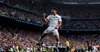 ريال مدريد يستعيد أسينسيو أمام بوروسيا دورتموند وغياب كروس وحكيمى