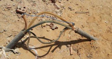 """فردى الشرطة المتهمين بسرقة الكابلات الكهربائية: """"بنبيعها لتجار الخردة"""""""