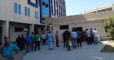 اضبط مخالفة.. تأخر تسليم الأشعة للمترددين على مركز مستشفى جامعة بنى سويف