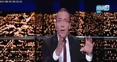 خالد صلاح: الإرهابيون متخصصون فى إفساد فرحة المصريين.. والأمن لهم بالمرصاد