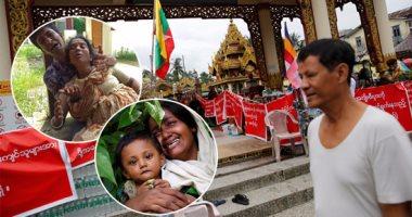 """مبعوثة واشنطن بالأمم المتحدة تطالب قوات ميانمار بـ """"الكف عن قتل الروهينجا"""""""
