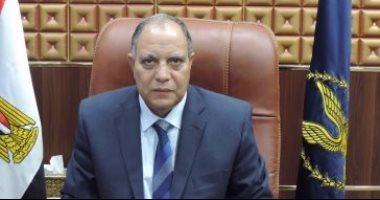 ضبط أسلحة نارية ومواد مخدرة وتحرير 620 مخالفة مرورية بكفر الشيخ