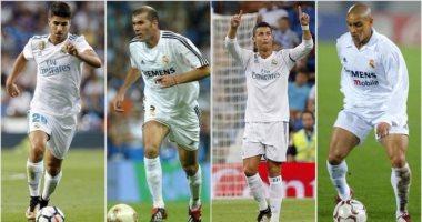 أسينسيو أفضل صفقات ريال مدريد فى آخر 20 عاماً