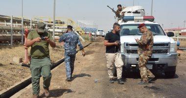 العثور على مخزن متفجرات واعتقال 6 عناصر من داعش فى الموصل -
