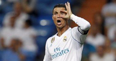 بالفيديو.. رونالدو يسجل الهدف الأول لريال مدريد فى مرمى أبويل نيقوسيا