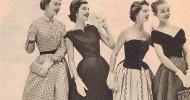 6022ea98b بالصور.. جولة فى أزياء الستينيات.. زمن الموضة الجميل - اليوم السابع