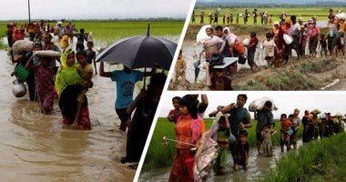 بورما تواجه انتقادات حادة لطريقة تعاطيها مع ازمة اقلية الروهينجا