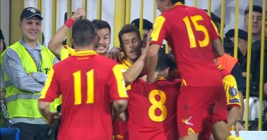 الجبل الأسود ينعش آماله التأهل