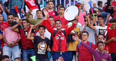 7 أغانٍ تٌلهب حماس الجماهير المصرية قبل مباراة مصر والكونغو
