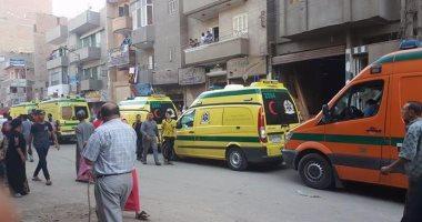 صحة الإسكندرية : الدفع بـ10 سيارات عيادات متنقلة مجهزة استعدادا للانتخابات -