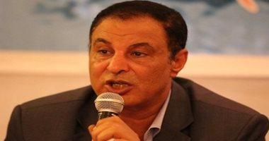 """فاطمة سيد أحمد: تم منعى من لقاء أسامة هيكل بالصحفيين..و"""" أبو كيلة"""" ينسحب تضامنا معها"""