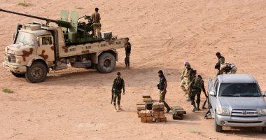 """المرصد السورى: ارتفاع حصيلة خسائر تنظيم """"داعش"""" فى دير الزور إلى 42 قتيلا"""