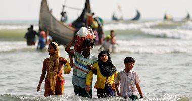 انتشال 9 جثث فى انقلاب قارب لمسلمى الروهينجا ببنجلادش