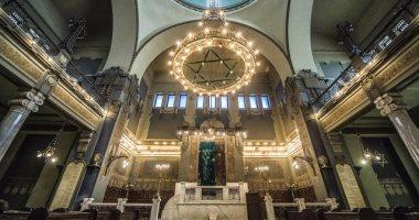 الآثار: ترميم المعبد اليهودى بتكلفة 67 مليون جنيه