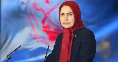 """المعارضة الإيرانية بأوروبا تنتخب """"زهراء مريخى"""" أمينا عاما لها"""