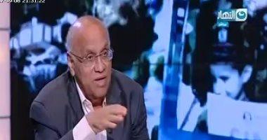 """يوسف القعيد يتحدث عن """"حرب أكتوبر المجيدة بين الأدب والسينما"""" بالأعلى للثقافة"""