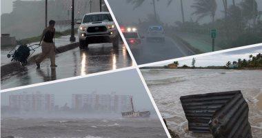 الإعصار إرما يجتاح الكاريبى