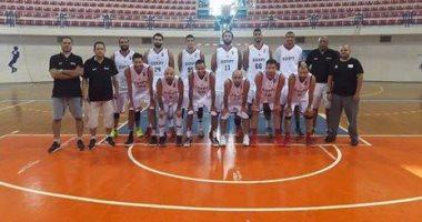مصر تواجه المغرب فى ربع نهائى البطولة الأفريقية لكرة السلة