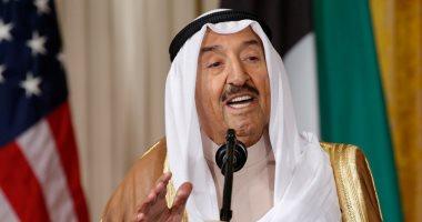 أمير الكويت والرئيس الموريتانى يبحثان سبل تعزيز التعاون المشترك