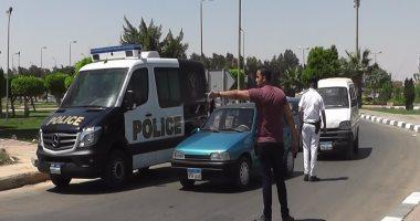 الشرطة تنتفض ضد سارقى الكهرباء وتضبط 10681قضية خلال 24ساعة